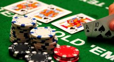What is a free online gambling game?