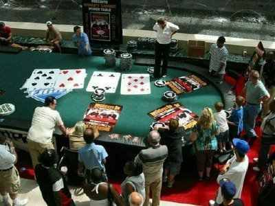 In The Preflop Round Of Betting